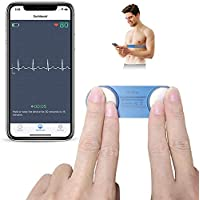 Wellue Wearable Chest Strap Bluetooth Heart Monitor Health Tracker