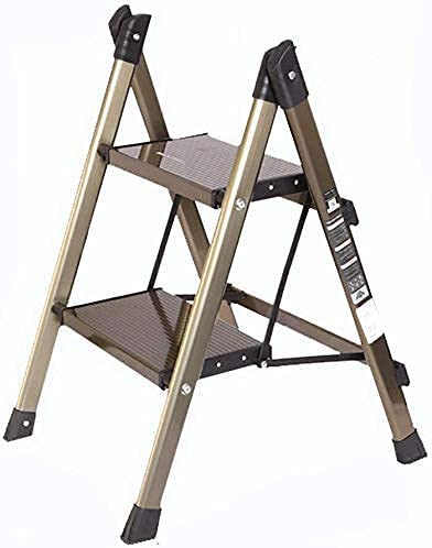 ZRABCD Ladders Telescopic Reservation Ladder Collapsible Stool Step Portable OFFicial mail order