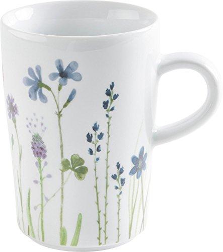 Kahla Porcelain, Porzellan, Blau,