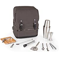 Legacy Bar Backpack 16-Piece Portable Cocktail Set