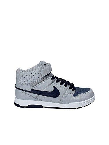 Nike sbmogan Mid 2 - Sneakers Alte - Wolf Grey/Midnight Navy/White