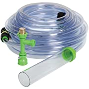 Python No Spill Clean and Fill Aquarium Maintenance System, 75-Feet