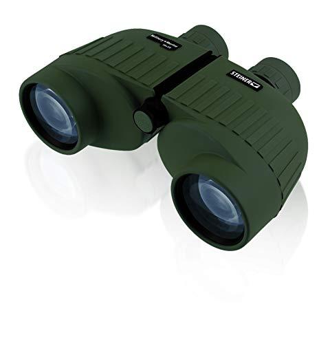 Steiner MM1050 Military-Marine 10x50 Binoculars, Green