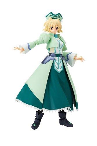 Magical Girl Lyrical Nanoha Strikers Shamal Knight Figma figurine