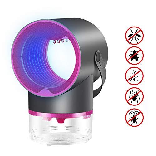 SUPERHUA Elektrischer Insektenvernichter Innen USB-Fotokatalysator No Noise USB-Plug-In-Moskito-Fanglampe Für Die Küche Zu Hause Im Freien