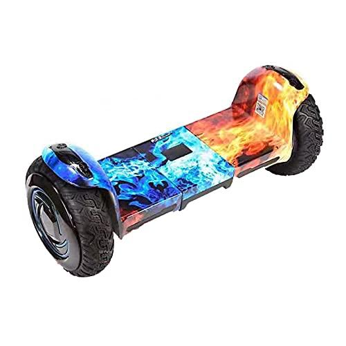 yishan Hoverboard-Hoverboard para Niños, Patinete Electrico Auto Equilibrio 6.5. 8Pulgadas con Bluetooth, Regalo para Niños, Adolescentes Y Adultos