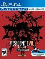 Resident Evil 7 biohazard Deluxe Edition PLaystation 4 レジデント イービル 7 バイオハザードデラックス版 プレイステーション4 北米英語版 [並行輸入品]