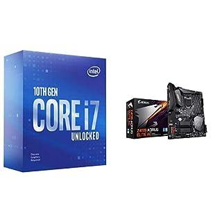 Intel Core i7-10700KF Desktop Processor and accessory (B08ZR73J8X) | Amazon price tracker / tracking, Amazon price history charts, Amazon price watches, Amazon price drop alerts