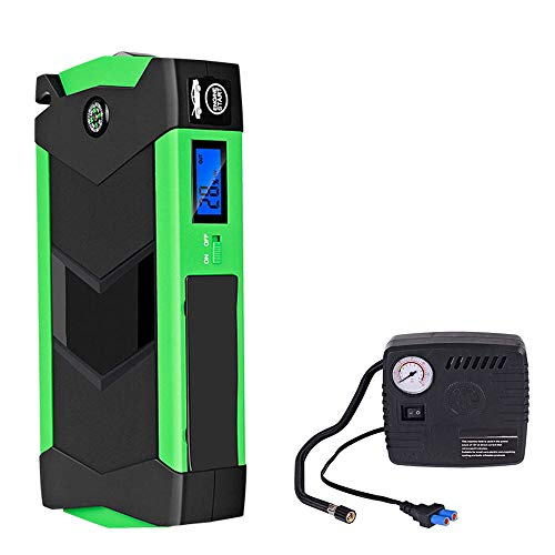 Sale!! Car Emergency Jump Start,Multi-Function Handheld Emergency Start Ignition Mobile Power Supply...