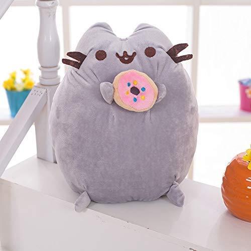 muyichen Plush Toy 25cm Plush Toy Soft Toys Plush Pillow Cartoon Push Soft Cat Children's Birthday Gift