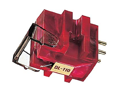 Denon DL-110 High Output Moving Coil Turntable Cartridge