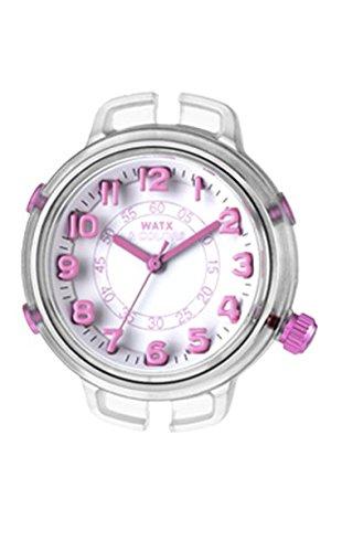 Watx&Colors XS Big Ben Reloj para Niño Analógico de Cuarzo con Brazalete de Goma RWA1561