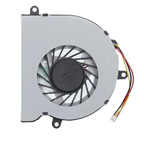 Homyl Ventilador de Refrigeración de CPU de Laptop Ensamblaje para HP Pavilion 15-G000 15-R000 15-R100 245G3 250G3 15-g