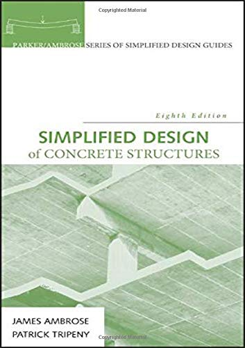 Simplified Design of Concrete Structures