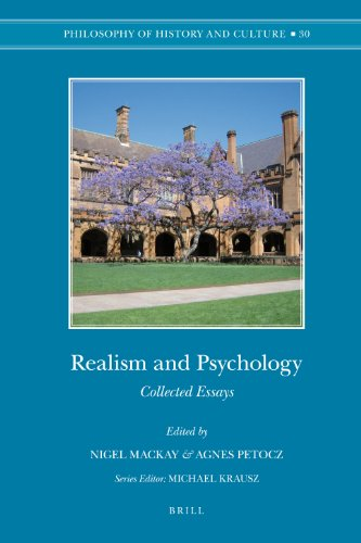 Realism and Psychology: Collected Essays (Philosophy of History and Culture, Band 30)