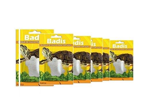 Badis Calcio Tortugas - Pack de 6 Unidades