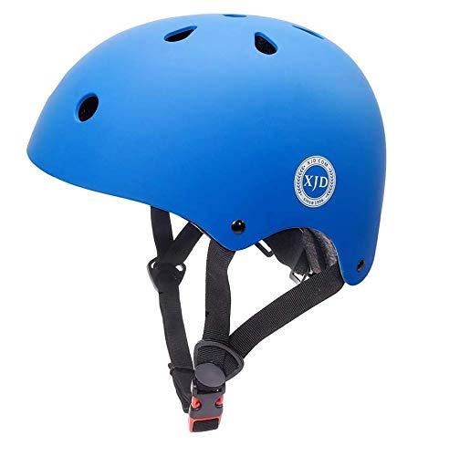 XJD ヘルメット こども用 幼児 子供 軽量 通気性 スポーツ ヘルメット 自転車 サイクリング 通学 スキー ス...