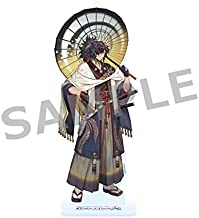 Fate Grand Order FES 2019 Exclusive FGO Okada Izou Character Acrylic Stands Mascot Key Chain Ball Chain Collection Part 4 Anime Art