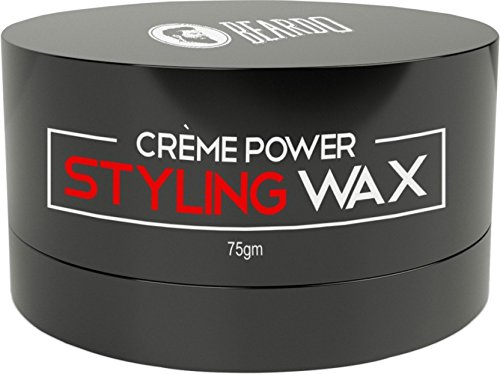 Beardo Creme Power Hair Styling Wax for Men, 75 gm