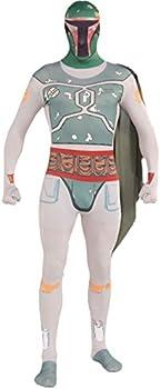 Rubie's Star Wars Boba Fett Second-Skin Men's Costume Set