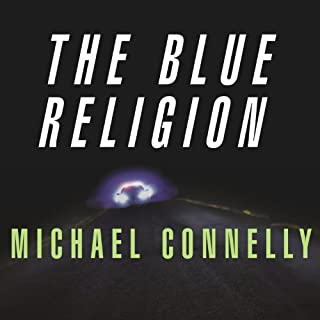 Mystery Writers of America Presents The Blue Religion cover art