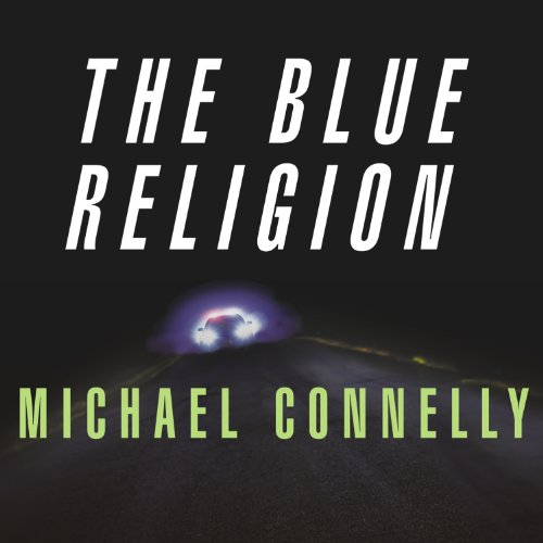 Mystery Writers of America Presents The Blue Religion audiobook cover art