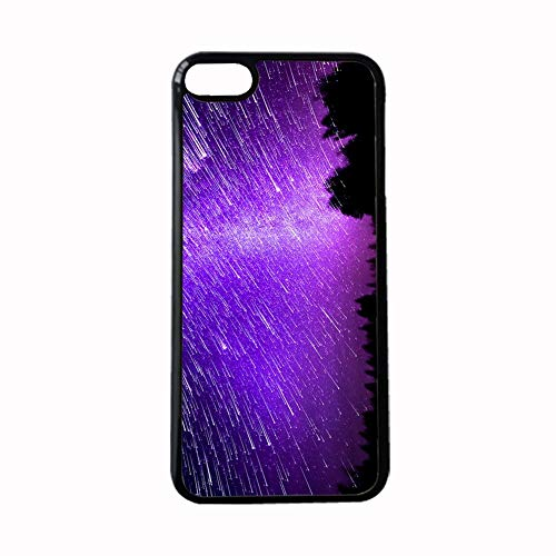 N-brand Pc Phone Shell For Apple iPhone 5S 5 TH Se Beautiful Womon Printing Meteor Shower Choose Design 125-4