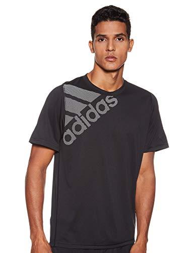 adidas Herren FL_SPR GF BOS T-Shirt, Black, L