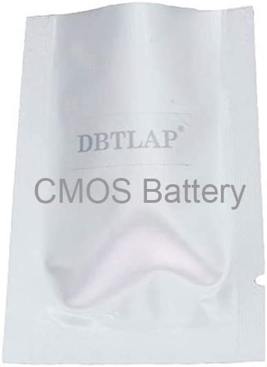 DBTLAP CMOS Battery Compatible for Dell Latitude 10 ST2 ST2E Coin Battery Y064Y Inspiron 1370 CMOS Bios RTC Battery