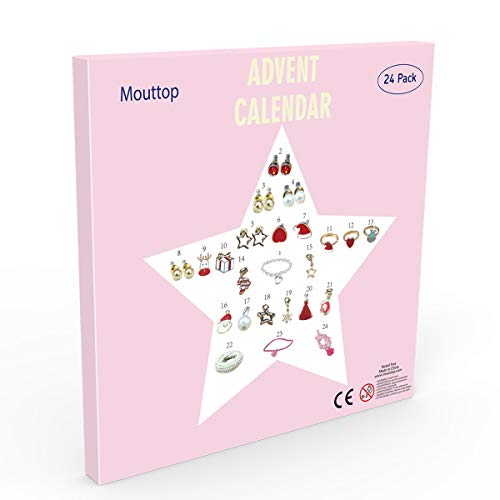 60% off Advent Calendar Use Promo Code: XU3PCK5D  Works only on Pink option with no quantity limit