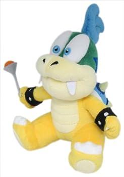 Sanei Super Mario Plush Series Larry Koopa Plush Doll 7