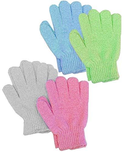 Aquasentials Exfoliating Bath Gloves