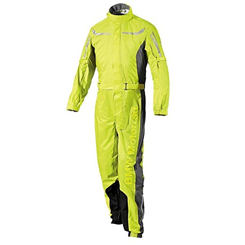 BMW Genuine Motorcycle Unisex ProRain Overall Riding Suit Yellow (2XL)