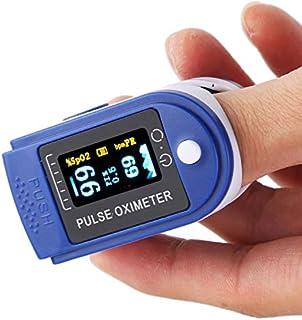 OXIMETER Oxímetro de Pulso para Dedo Pulsómetro Digital y