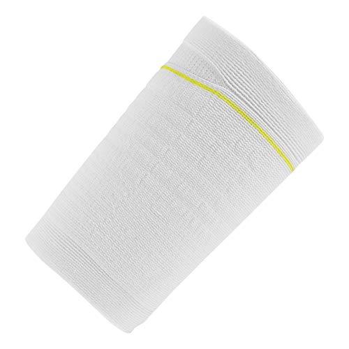 Ugo Fix Band (x4) - Katheter Beinbeutel Halter/Katheterbeutelbezug, starke und langlebige Fasern mit Außennaht, waschbar und wiederverwendbar inkl. gratis Wäschesack (4 Stück) (Klein)