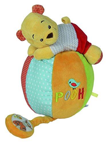 Disney Jouet Balle Musicale Winnie Wonderland