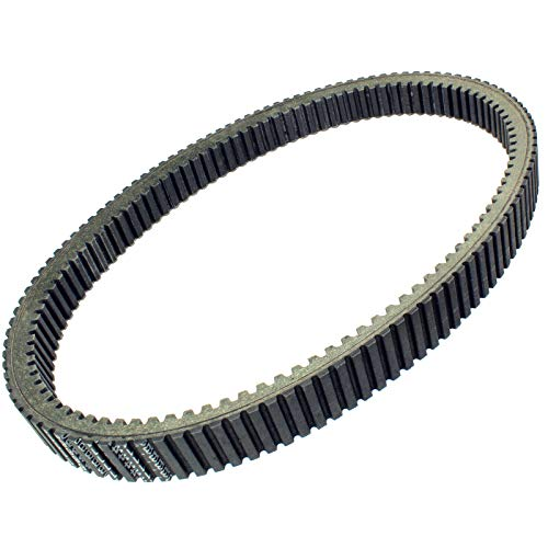 New Replacement Drive Belt for Ski-Doo Summit X 800 HO 2003-2006 / Summit XRS 800R P-Tec 2007