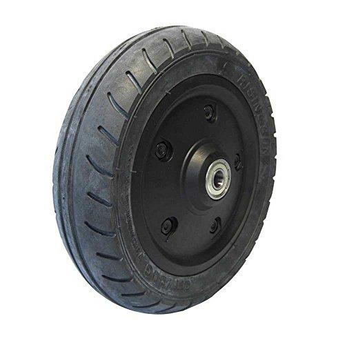 JDBug Unisex– Erwachsene Laufrad-3096052119 Laufrad, Schwarz, One Size