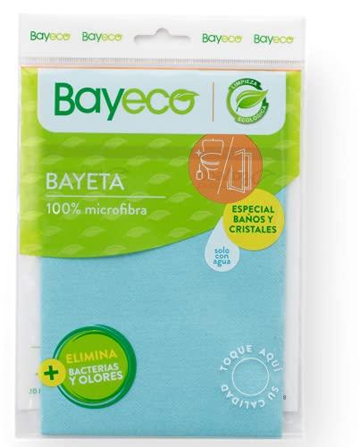 Bayeco, Bayetas Baños Y Cristales 0 Ml, Mix, 40x40cm,