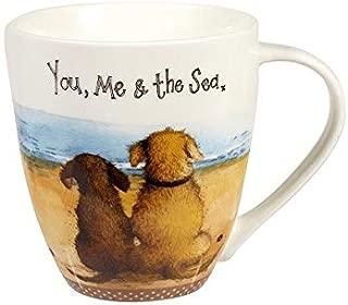 Alex Clark Sparkle You, Me and the Sea Crush Mug Cup 16.9 fl oz
