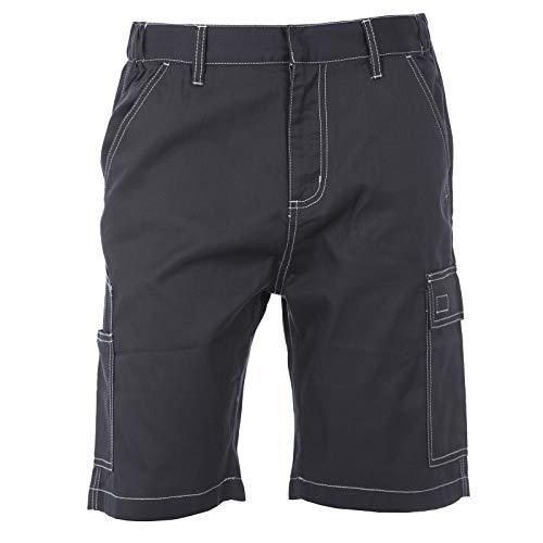 pantaloncini uomo lavoro corti CHEMAGLIETTE! Pantaloncini da Lavoro Uomo Bermuda Misto Cotone Shorts Multi Tasche JRC Toledo