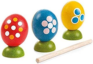 Giocattolo Kazoo Colore Legno 6437 Plan Toys