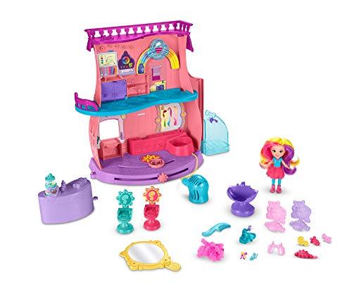 12 cm Sunny Toys 12250 Lot de 4 /écureuils Assortis Env