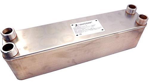 JZLPY Acqua Elemento riscaldante 3000W di Acqua riscaldatore ad Immersione Elemento Caldaia per Vasca Piscina Gonfiabile Sospensione Portatile dellAcciaio Inossidabile
