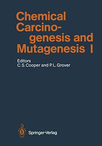 Chemical Carcinogenesis and Mutagenesis I (Handbook of Experimental Pharmacology (94 / 1))