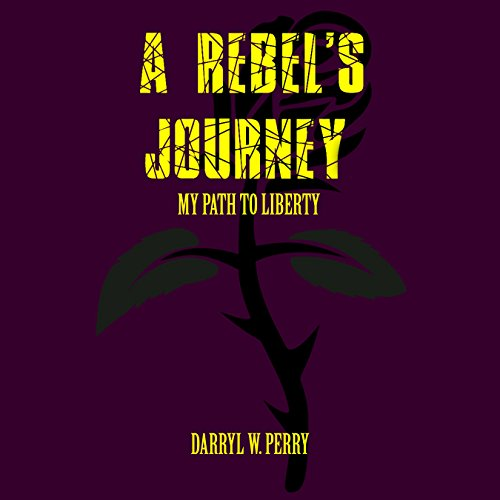 A Rebel's Journey audiobook cover art