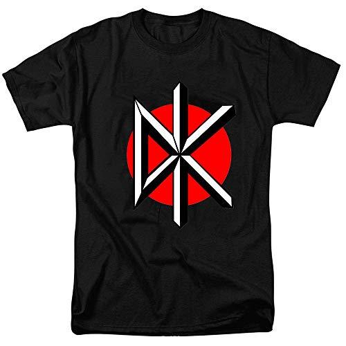 Impact Dead Kennedys Men's Logo Black T-Shirt XXL