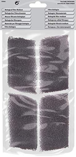 Tetra Bio Filter BF 800/1000 plus Filtermaterial (für IN plus Innenfilter), 4 Stück