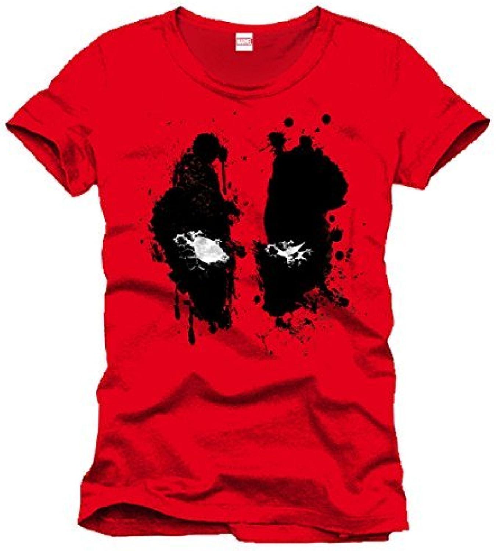 envío gratis Deadpool splash splash splash head m by Cotton Division  ventas al por mayor