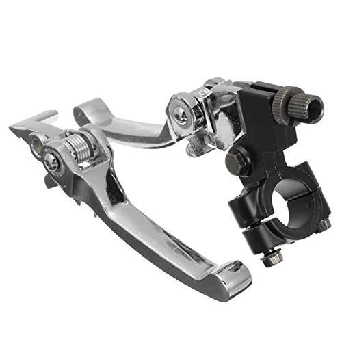 22mm Plating Brake Koppeling Stuur Voor TTR KLX CRF Motocross Motorfiets ATV Motorfiets onderdelen Motorfiets Accessoires